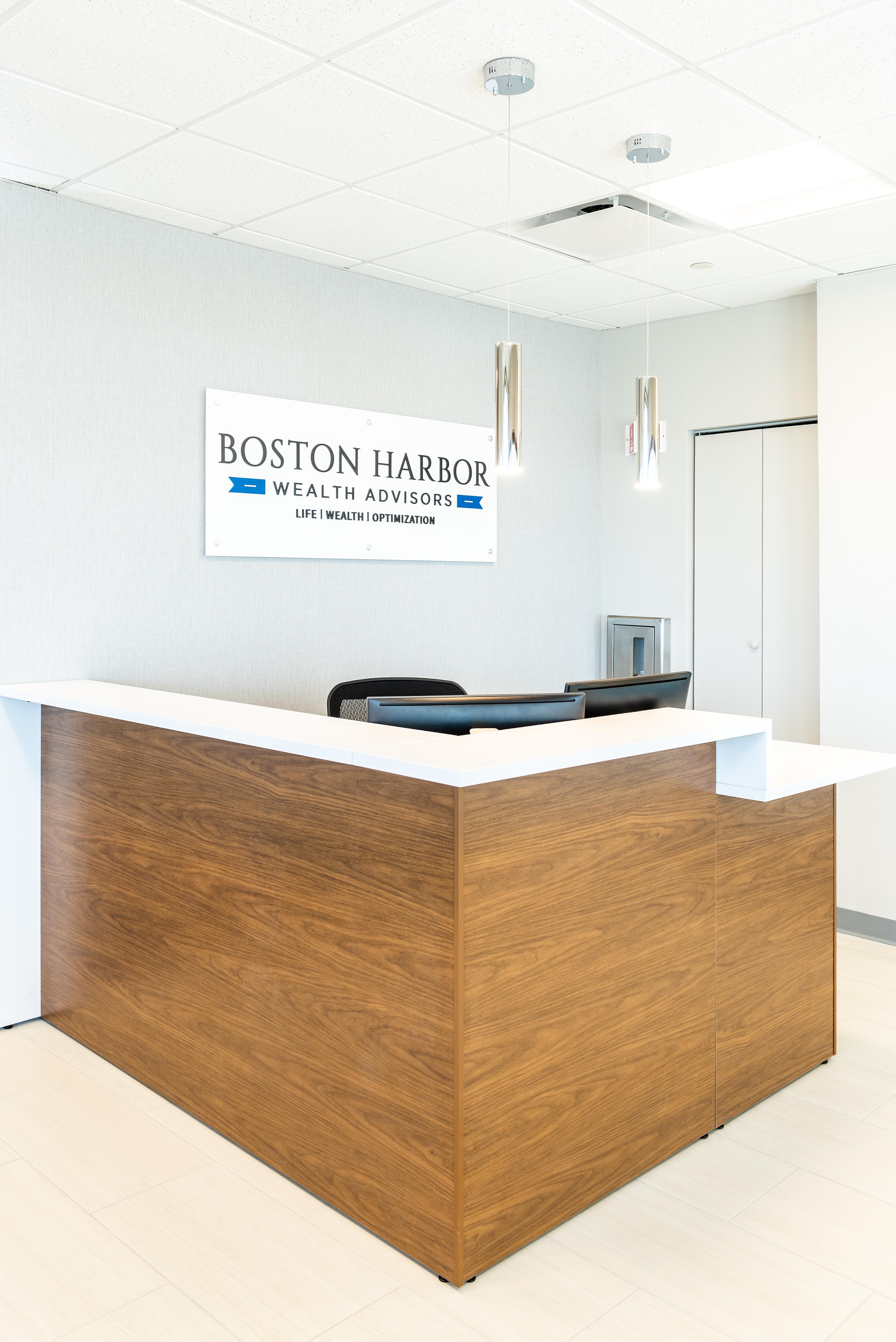 Boston Harbor Wealth | Kontseptual Design